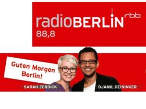 Radio Berlin 88,8 Tierarzt Göbel